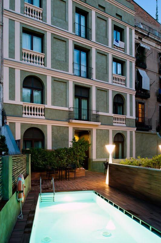 Hotel catalonia port hotel barcelona for Hotel catalonia barcelona